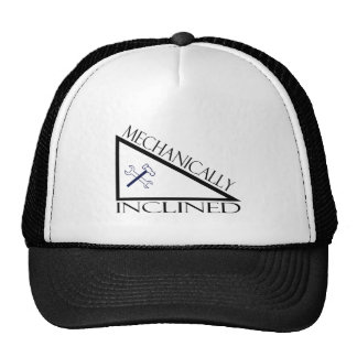 Mechanically Inclined Trucker Hat