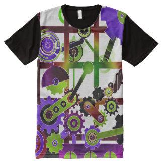 Mechanics All-Over Print T-Shirt