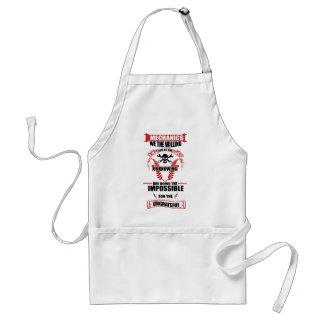 mechanics design standard apron