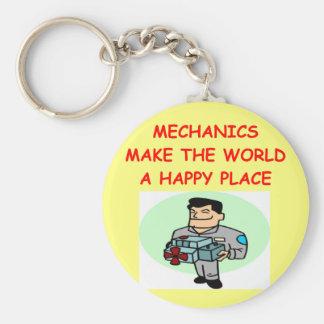 mechanics key ring