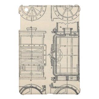 Mechanic's Pocletbook iPad Mini Cover