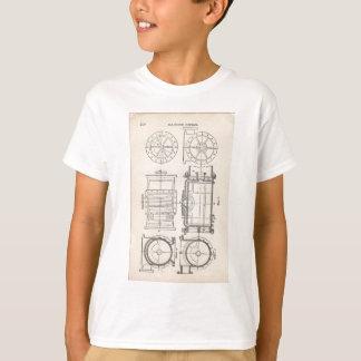 Mechanic's Pocletbook T-Shirt