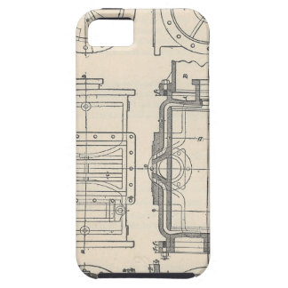 Mechanic's Pocletbook Tough iPhone 5 Case