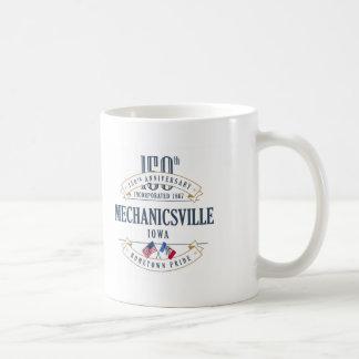 Mechanicsville, Iowa 150th Anniversary Mug