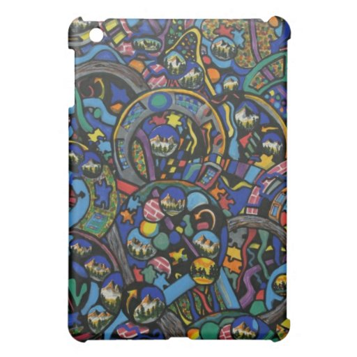 Mechanism Gift Products Line Case For The iPad Mini
