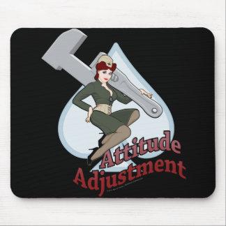 MechCorps' Attitude Adjustment Mouse Pad