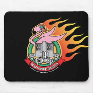 MechCorps' Terran Flaming Flaminoes Mouse Pad