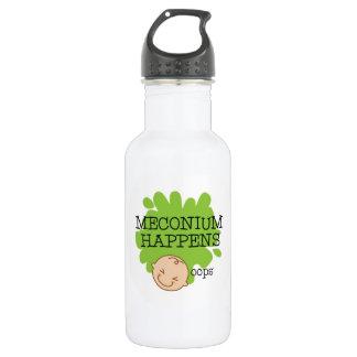 Meconium Happens Water Bottle 532 Ml Water Bottle