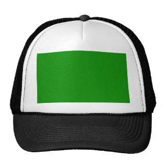 med green DIY custom background template Mesh Hat