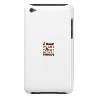 MED SCHOOL BARELY THERE iPod CASES