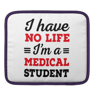 MED SCHOOL iPad SLEEVE