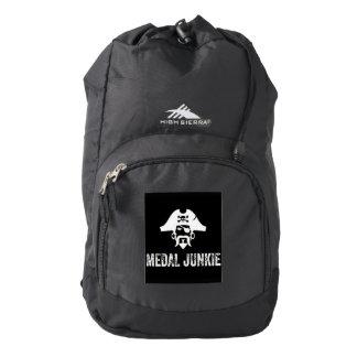 Medal Junkie Backpack