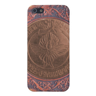 Medallion iPhone 5/5S Cases