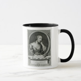 Medallion portrait of Madame de La Fayette Mug