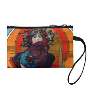 Medea (detail) change purse