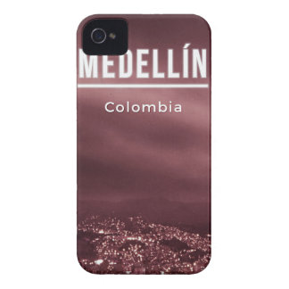 Medellin Colombia iPhone 4 Covers
