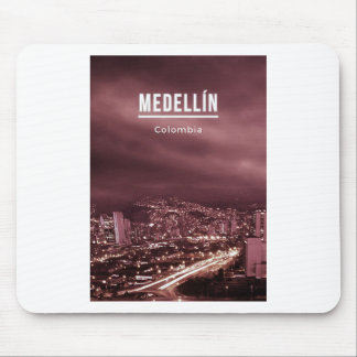 Medellin Colombia Mouse Pad