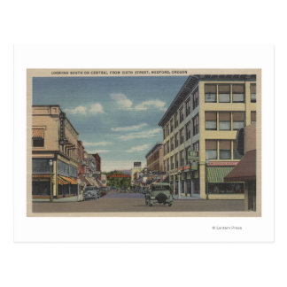 Medford, Oregon Postcard