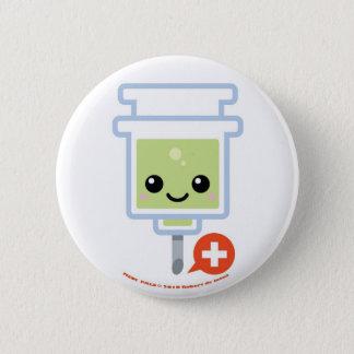 Medi Pals Needle 6 Cm Round Badge