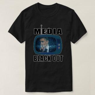Media Black-Out T-Shirt
