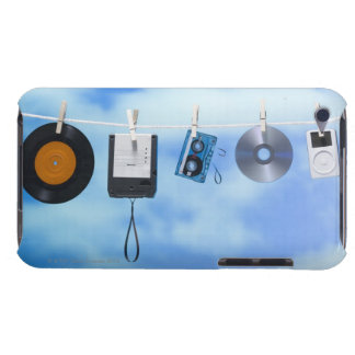 Media Clothesline iPod Case-Mate Cases