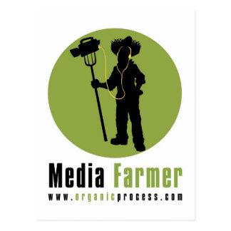 Media Farmer postcard