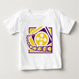 Media Film Reel Baby T-Shirt