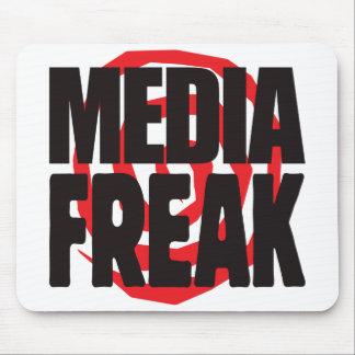Media Freak Mousepad