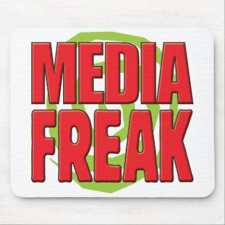 Media Freak R Mousemats