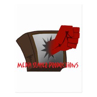 MEdia Slayer Accesories Postcard