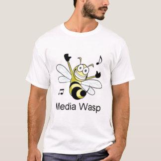 Media Wasp Men's T-Shirt