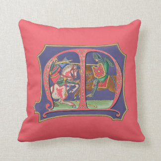 Mediaeval Joust Cushion
