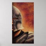 mediaeval knight poster
