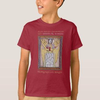 Mediaeval Woman T-Shirt