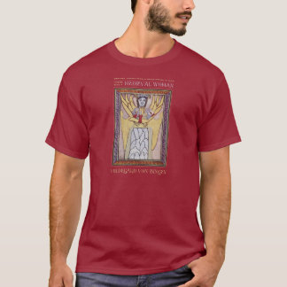 Mediaeval Woman T-Shirt