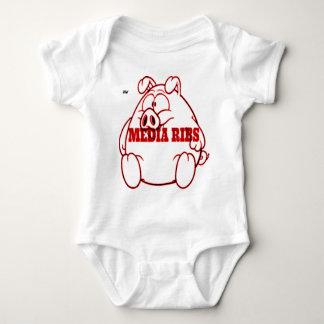 mediaribz baby bodysuit
