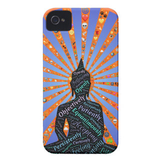 Mediation And Peace Art iPhone 4 Covers