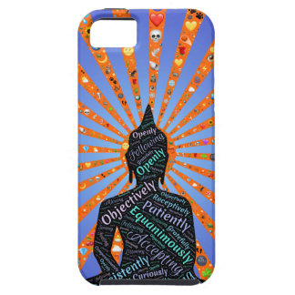 Mediation And Peace Art iPhone 5 Cases