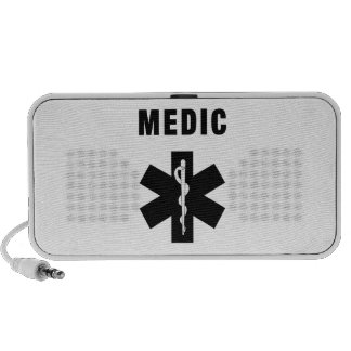 Medic Star of Life Mini Speakers