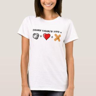 Medic Wife T-Shirt