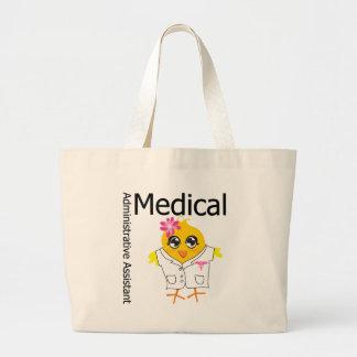 Medical Administrative Assistant Jumbo Tote Bag