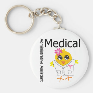 Medical Administrative Assistant Key Chain