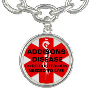 Medical alert bracelet A.D.