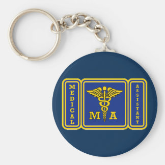 Medical Assistant Key Ring
