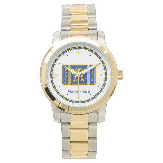 Medical Assistant Wristwatch