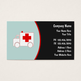 Medical Business Cards
