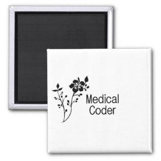 Medical Coder Elegance Magnet