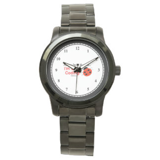 Medical Coding Gifts Wrist Watch