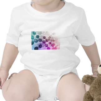 Medical Discovery Science Research Romper