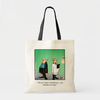 Medical Doctor Humor Tote Bag Gift